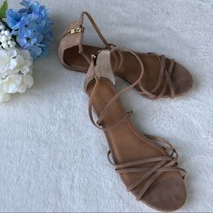 J. Crew Strappy Sandals ✨, used for sale